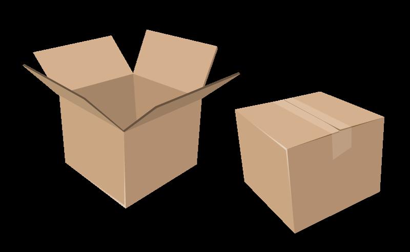 beige boxes